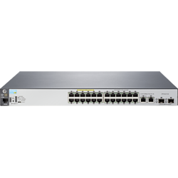 HP Switch 24x10/100 ports, 2x10/100/1000