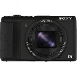 Aparat foto digital Sony DSCHX60B, 20 MP, Wi-Fi, Black