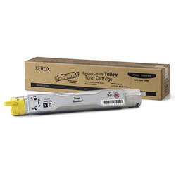 Toner XEROX 106R01075 PH6300/50 Yellow 4K