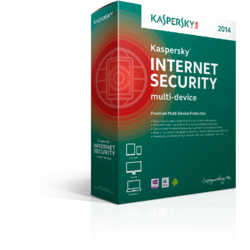 Kaspersky Internet Security Multi Device 5 Devices 1 year Base Box