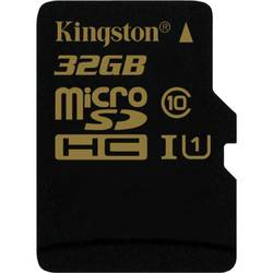 MICRO SD CARD 32GB CL10 UHS-I 90R/45W KINGSTON - SDCA10/32GB