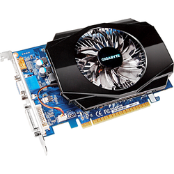 GIGABYTE Placa video GT730, 2048MB DDR3, 128bit