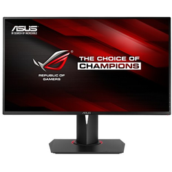 "Monitor LED ASUS Gaming ROG Swift PG278Q 27"" 2K 1ms Black G-Sync 144Hz"
