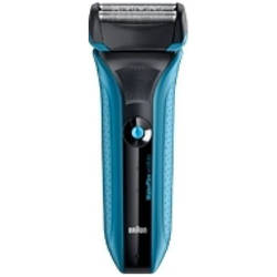 Braun Aparat de ras Waterflex 2S Wet & Dry, afisaj LED, OptiBlade, autonomie 45 minute