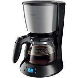 Philips Cafetiera Daily Collection HD7459/20, 1000 W, 1.2 l, negru