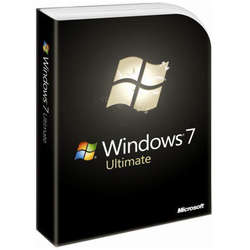 Microsoft Windows 7 Ultimate SP1 64 bit Romanian GLC-01859