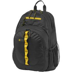 "Rucsac Laptop HP Sport, 15.6"", Black/Yellow"