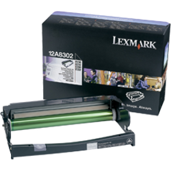 Drum Lexmark 12a8302 black fotoconductor