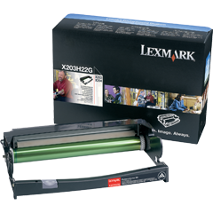Drum Lexmark x340h22g black fotoconductor