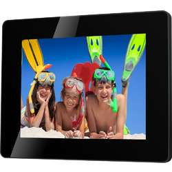 "SERIOUX Rama foto digitala SmartArt 882MLED, 8"", Slim, Black"