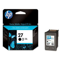 Cartus HP 27, Black