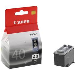 Canon Cartus PG-40, Black ink Cartridge BS0615B001AA
