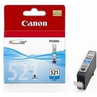 Cartus CLI-521C, Colour Ink Cartridge BS2934B001AA