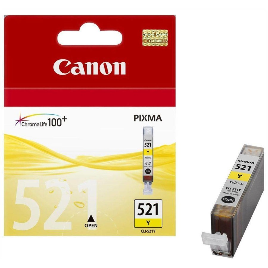 Cartus CLI-521Y, Colour Ink Cartridge BS2936B001AA