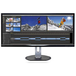 "Philips Monitor LED 46"" IPS panel, 3440x 1440, 5ms, 320cd/mp"