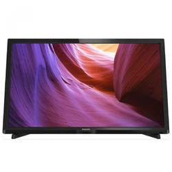 Philips Resigilat Televizor LED 22PFH4000, Full HD, 56 cm, negru