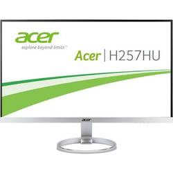 "Acer Monitor LED 25"" H257HUSMIDPX, IPS panel, 2560 x 1440, 4ms, 350cd/mp, DVI, HDMI, Boxe"