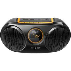 Microsistem audio Philips AT10, tuner FM, USB, Bluetooth, 3W