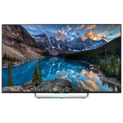 Sony Televizor Smart Android 3D LED 55W808C, 139 cm, Full HD