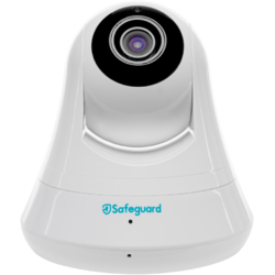 Camera de supraveghere KitVision safeguard 360 HD home security Wireless, Alb