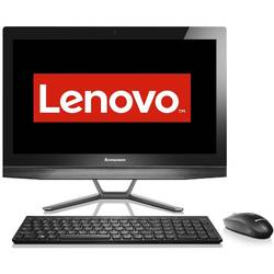 "Sistem Desktop All-In-One Lenovo IdeaCentre B5030, 23.8"" FHD IPS, Procesor Intel Core i3-4160 3.6GHz Haswell, 4GB, 1TB, GeForce 820A 2GB, FreeDos, black"