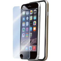 Celly Husa bumper +folie transparenta pentru apple iphone 6