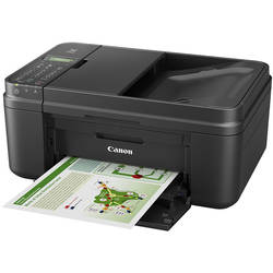 Multifunctional inkjet color Canon Pixma MX495 Black, A4, viteza 8.8ipm