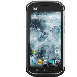 Telefon Mobil Dual SIM Caterpillar CAT S40 LTE Black