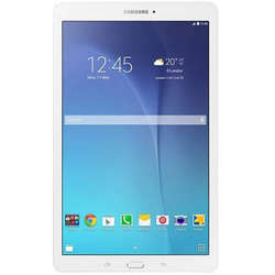 "Tableta Samsung Galaxy Tab E 8GB 9.6"" WiFi + 3G T561 White"