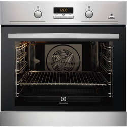 Electrolux Cuptor electric multifunctional EOB3454AOX, Clasa A, 72 l, 10 functii, Plus Steam, Convectie, Grill, Inox antiamprenta