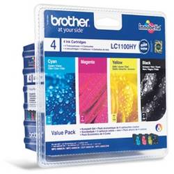 BROTHER Cartus LC1100HYVALBP