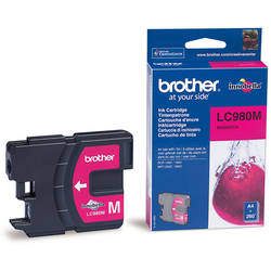 BROTHER Cartus LC980M