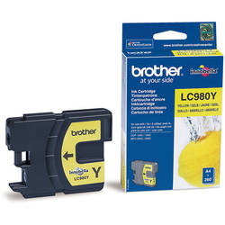 BROTHER Cartus LC980Y