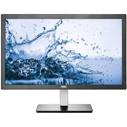 "Monitor LED AOC i2476Vwm 23.6"" 5ms GTG black"