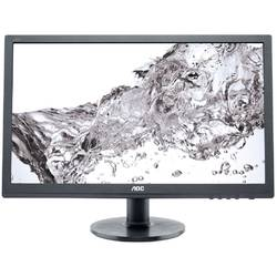 "Monitor LED AOC e2260Sda 22"" 5ms black"