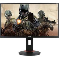 "Monitor LED Acer Gaming XF270HU 27"" 4ms black-orange FreeSync"