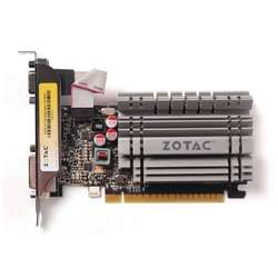 Placa video Zotac GeForce GT 730 Zone Edition 2GB DDR3 64-bit low profile bracket