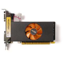 Placa video Zotac GeForce GT 730 2GB DDR5 64-bit Low Profile Bracket