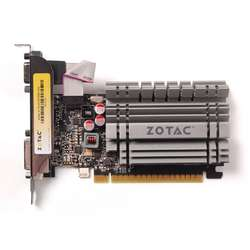Placa video Zotac GeForce GT 730 Zone Edition 4GB DDR3 64-bit low profile bracket