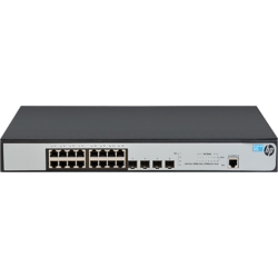 Switch HP 1920 16 porturi Gigabit 4 porturi SFP 29.8 Mpps rackabil Layer 2+ smart-managed