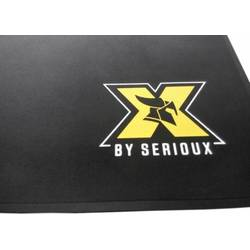 Mouse pad X by SERIOUX Orrin Black