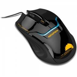 Mouse gaming Newmen N400 Black