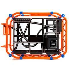 Carcasa In Win D-Frame Orange