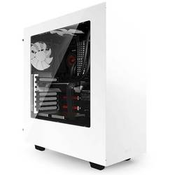 Carcasa NZXT Source 340 White