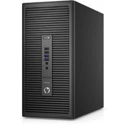 Sistem Desktop HP ProDesk 600 G2 MT, Procesor Intel Core i5-6500 3.2GHz Skylake, 4GB DDR4, 500GB HDD, GMA HD 530, Win 7 Pro + Win 10 Pro