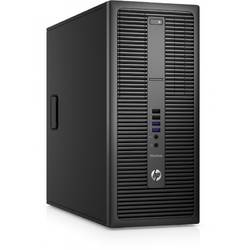 Sistem Desktop HP EliteDesk 800 G2 Tower, Procesor Intel Core i5-6500 3.2GHz Skylake, 4GB DDR4, 500GB HDD, GMA HD 530, Win 7 Pro