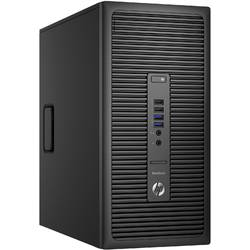 Sistem Desktop HP ProDesk 600 G2 MT, Procesor Intel Core i5-6500 3.2GHz Skylake, 8GB DDR4, 1TB HDD, GMA HD 530, Win 7 Pro + Win 10