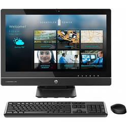 "Sistem All-In-One HP EliteOne 800 G1, 23"" FHD, Procesor Intel Core i5-4690S 3.2GHz Haswell, 4GB, 500GB, GMA HD 4600, Win 7 Pro + Win 8.1 Pro"