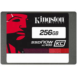 SSD Kingston KC400 Series, 256GB, SATA III 600