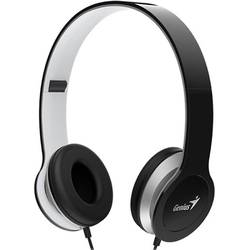 Casti cu microfon Genius HS-M430, On-the-ear, 150Hz-20KHz, culoare neagra, Jack 3.5mm